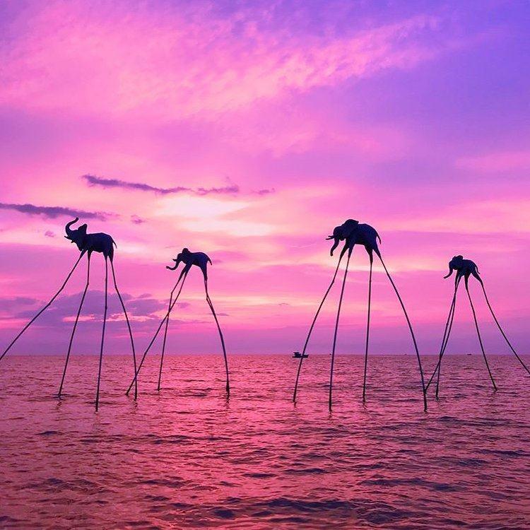 Review Sunser Sanato Phú Quốc: chỉ cần 50K vé là bạn vào đây chụp ảnh thoải mái