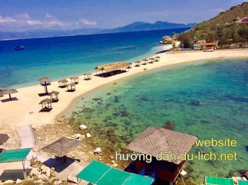 Hình ảnh đảo Yến Nha Trang - góc nhìn được nhiều người yêu thích nhất