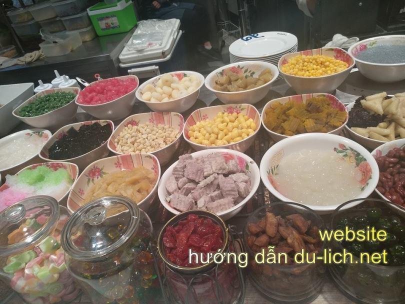 Lạc vào thế giới đồ ăn ngon tại Bangkok - Thailand