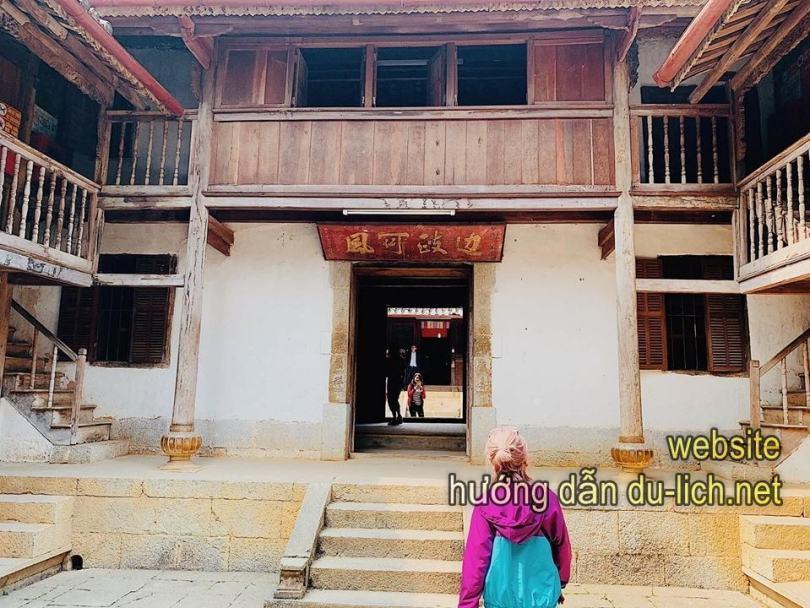 Hà Giang - Dinh thự họ Vương