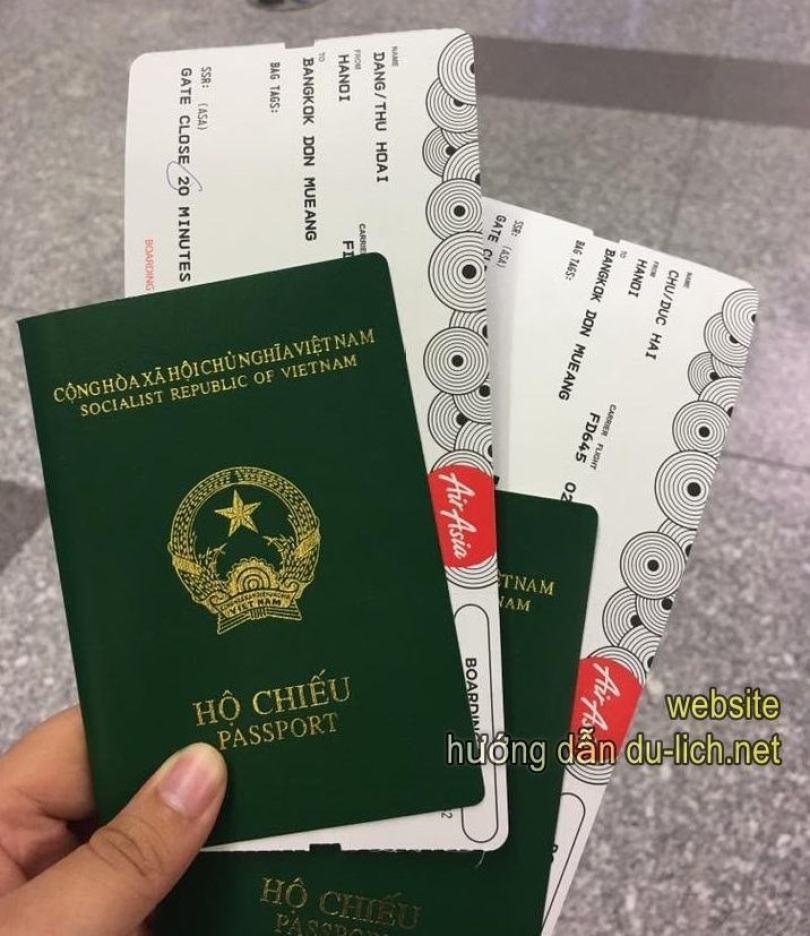Người Thái rất mến khách, thân thiện chứ không như dân Việt Nam đâu