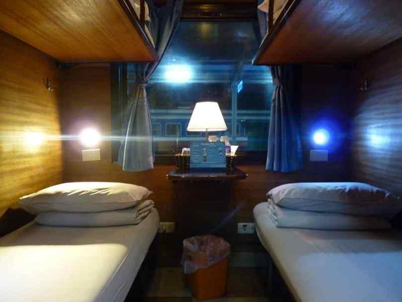 Hình ảnh tàu Sapa Express