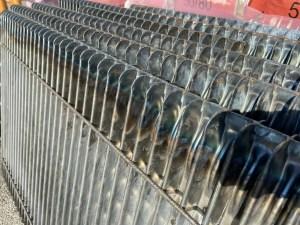 Décapage de radiateurs acier Lamella