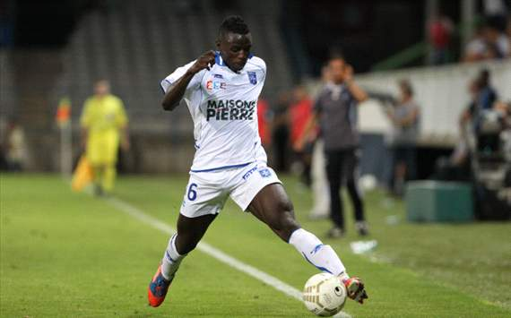 Auxerre chairman Guy Cotret has revealed it would take a 'huge' offer to sign Paul-Georges Ntep de Madiba in January.
