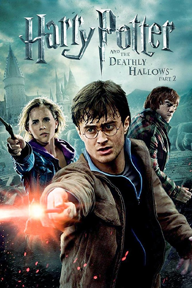 Harry Potter and the Deathly Hallows Part 2 2010 Dual Audio HD 720P BluRay
