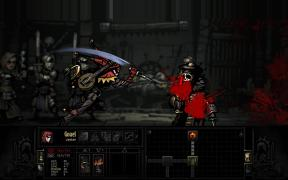 Darkest Dungeon Attack