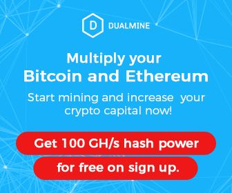 Dualmine.com Multiple your Bitcoin & Ethereum