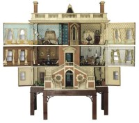 On Dollhouses | dual personalities