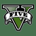 gta-v-five-logo-v-only