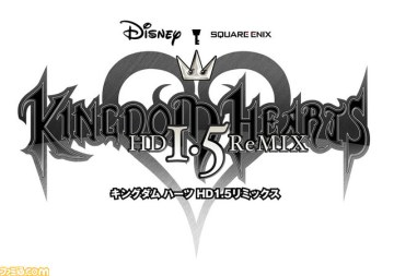 Kingdom Hearts 1.5- HD Remix