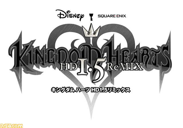 Kingdom Hearts 1.5- HD Remix