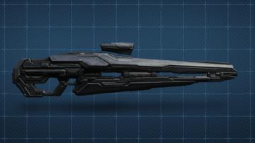 Halo 4 LightRifle