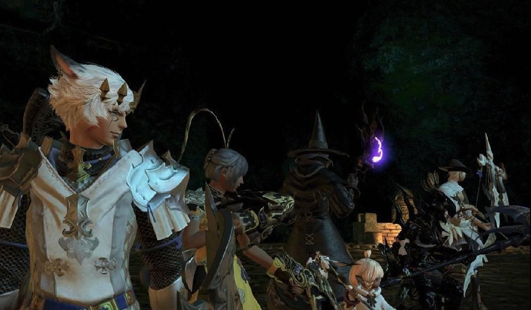 Final Fantasy Xiv A Realm Reborn Open Beta Access Dates Announced