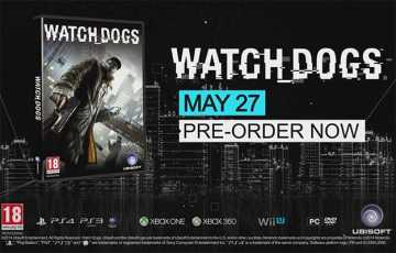 Watch Dogs Release Date May 27th 2014