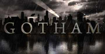 The city of townsvi....wait...nope nope. This is Gotham City, coming Fall 2014 to FOX.