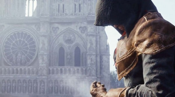E3 2014 Assassin S Creed Unity Multiplayer Gameplay Footage