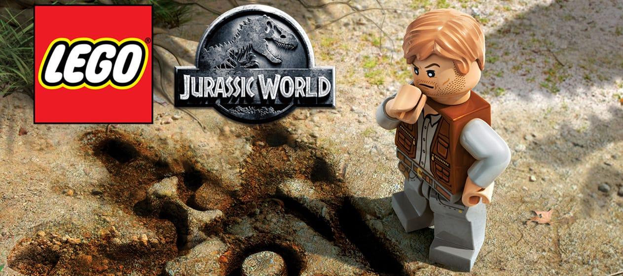 Positively Prehistoric New Lego Jurassic World Trailer