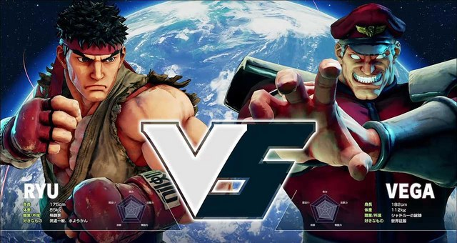 Round 2 Of Street Fighter V Screens Dual Pixels