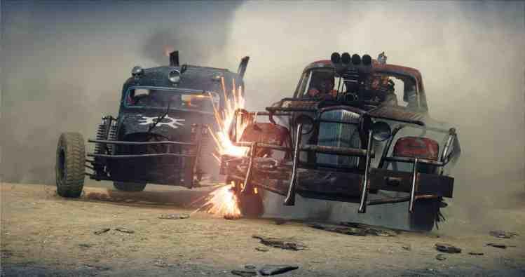 Mad Max - Vehicular Combat