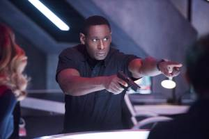 "Supergirl -- ""The Martian Chronicles"" -- Image SPG211a_0108 -- Pictured: David Harewood as Hank Henshaw -- Photo: Dean Buscher/The CW -- © 2017 The CW Network, LLC. All Rights Reserved"