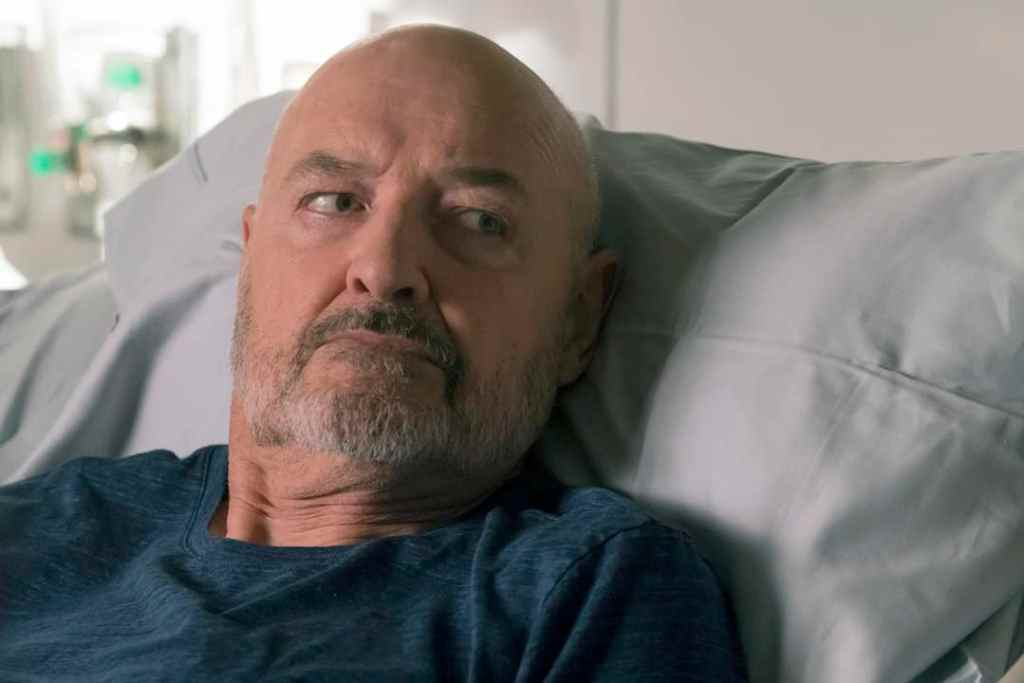 "THE BLACKLIST: REDEMPTION -- ""Hostages"" Episode 106 -- Pictured: Terry O'Quinn as Howard Hargrave -- (Photo by: Barbara Nitke/NBC)"