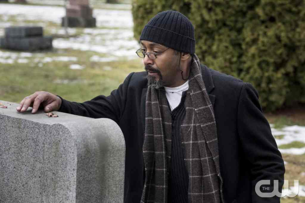 "The Flash -- ""The Once and Future Flash"" -- FLA319b_0007b.jpg -- Pictured: Jesse L. Martin as Detective Joe West -- Photo: Dean Buscher/The CW -- © 2017 The CW Network, LLC. All rights reserved."