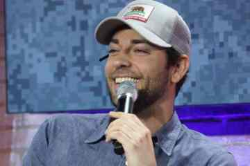 Zachary Levi at Nerd Hq 2016