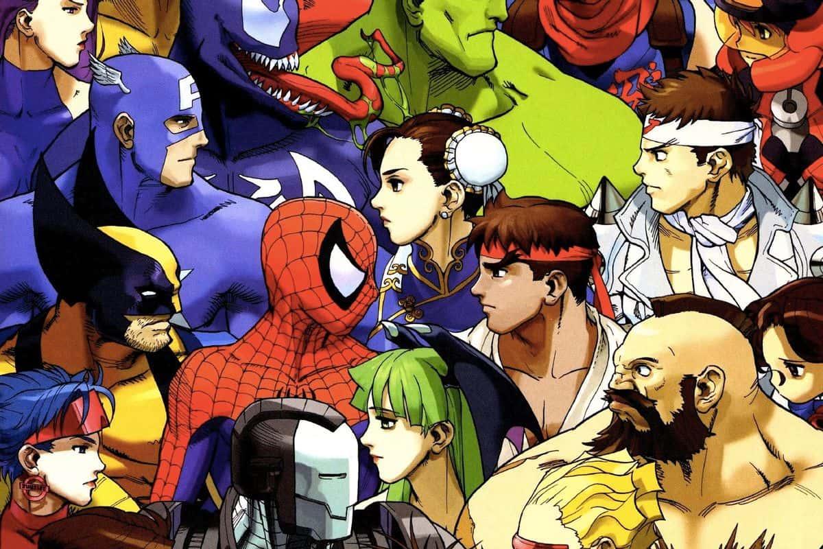 Farewell Marvel Vs Capcom - Dual Pixels