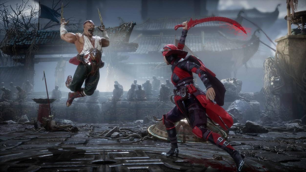 New Mortal Kombat 11 Screenshots
