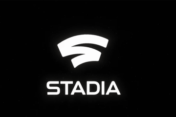 Stadia Logo from GDC