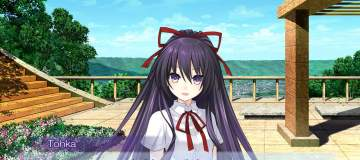 Tohka Screenshot from Data A Live: Rio Reincarnation