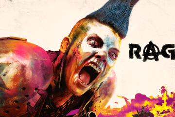Rage 2 promo cover
