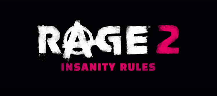 Rage 2 Trailer Header