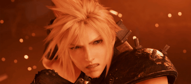 Final Fantasy VII Cloud
