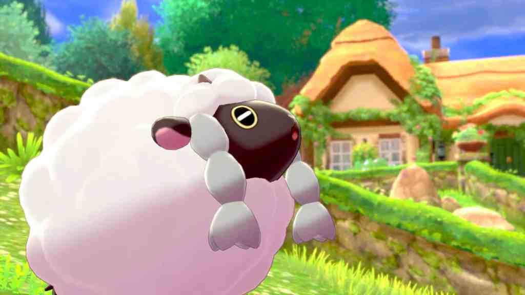 Pokémon Sword and Shield - Wooloo