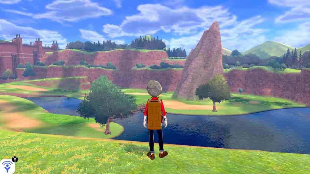 Pokémon Sword and Shield Field