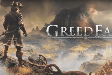 Greedfall Cover