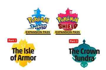 Pokemon Sword & Shield The Isle of Armor | The CrownTundra