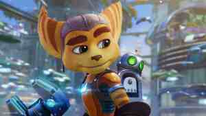 Ratchet & Clank: Rift Apart Ratchet and Clank Screen.