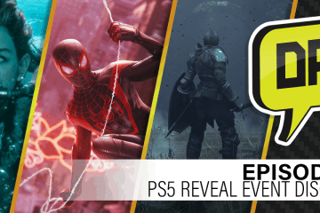 Dual Pixels Radio #46: PS5 Reveal Event Discussion