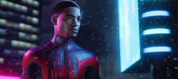 Spider-Man: Miles Morales unmasked.