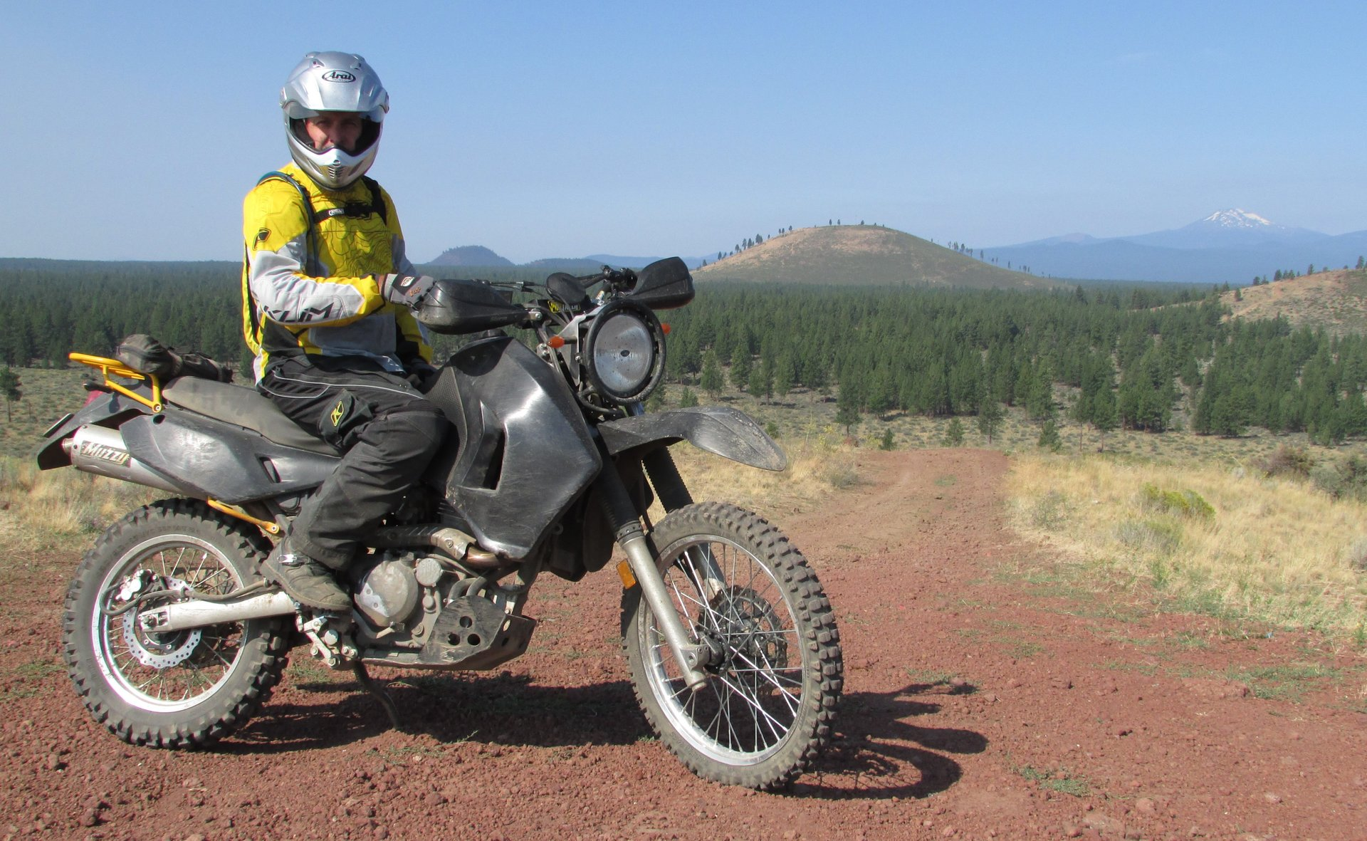 hight resolution of 2009 kawasaki klr650 review with performance upgrades and modifications