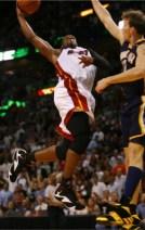 Wade down the lane