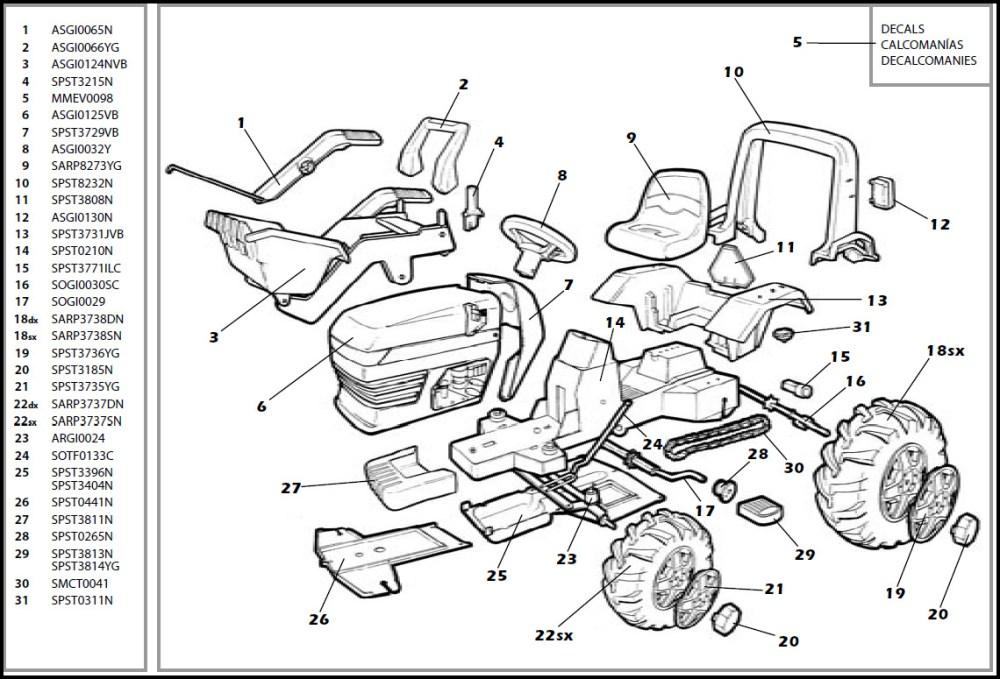 medium resolution of john deere lawn tractor wiring harness