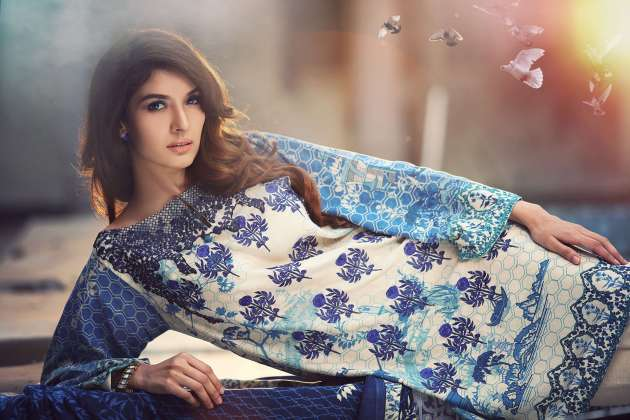 Saeeda Imtiaz Latest Shoot