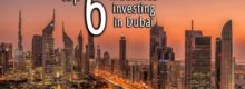 6 industries choosing dubai for investment
