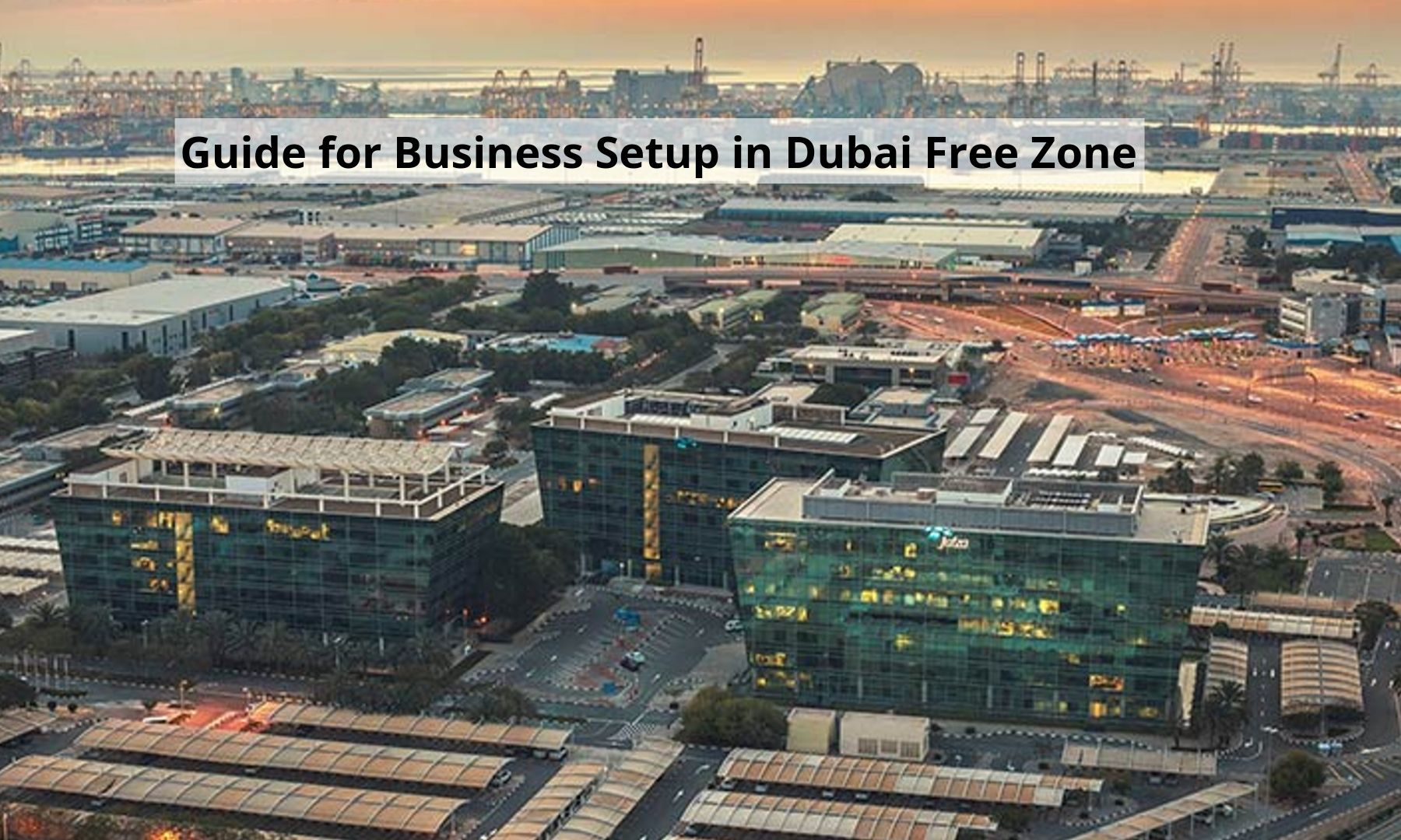 how to start business in Dubai free zone