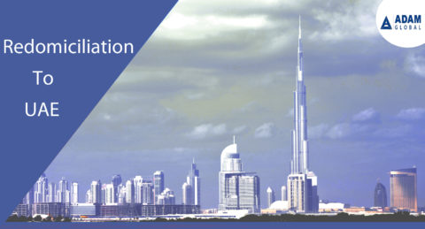 redomiciliation to UAE