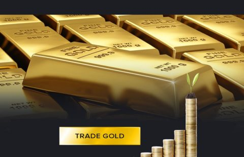 Gold trading in Dubai