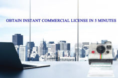 instant license